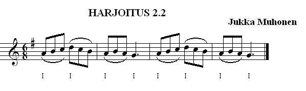 Harjoitus 2.2