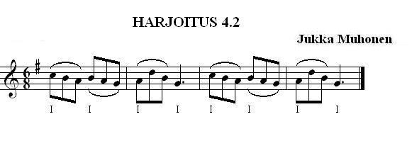 Harjoitus 4.2