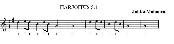 Harjoitus 5.1