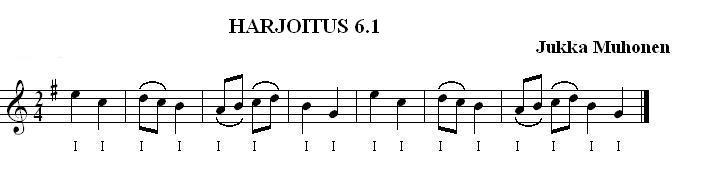 Harjoitus 6.1