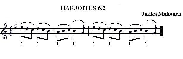 Harjoitus 6.2