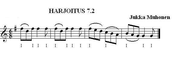 Harjoitus 7.2